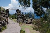 Isla Taquile, Lake Titicaca Peru