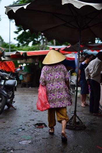 Street Market - Ho Chi Minh